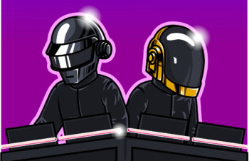 Daft Punk treten nur mit Helm bei Konzerten auf